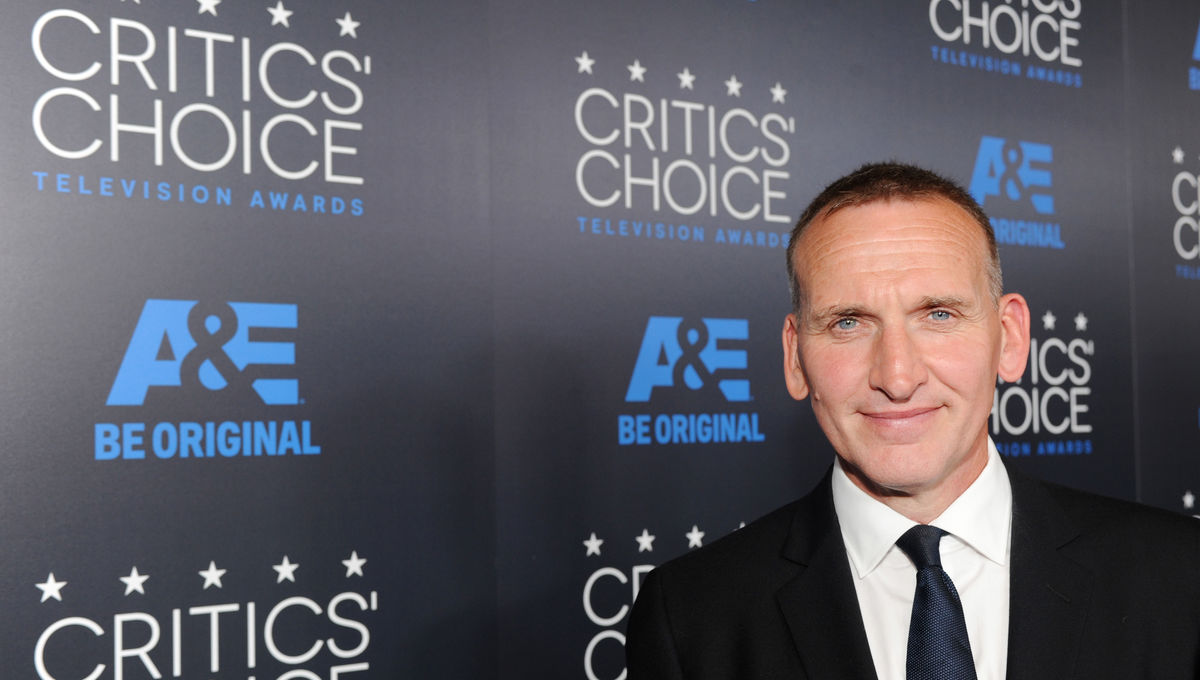 Christopher Eccleston open to another Marvel movie ...provided it's more than prosthetics