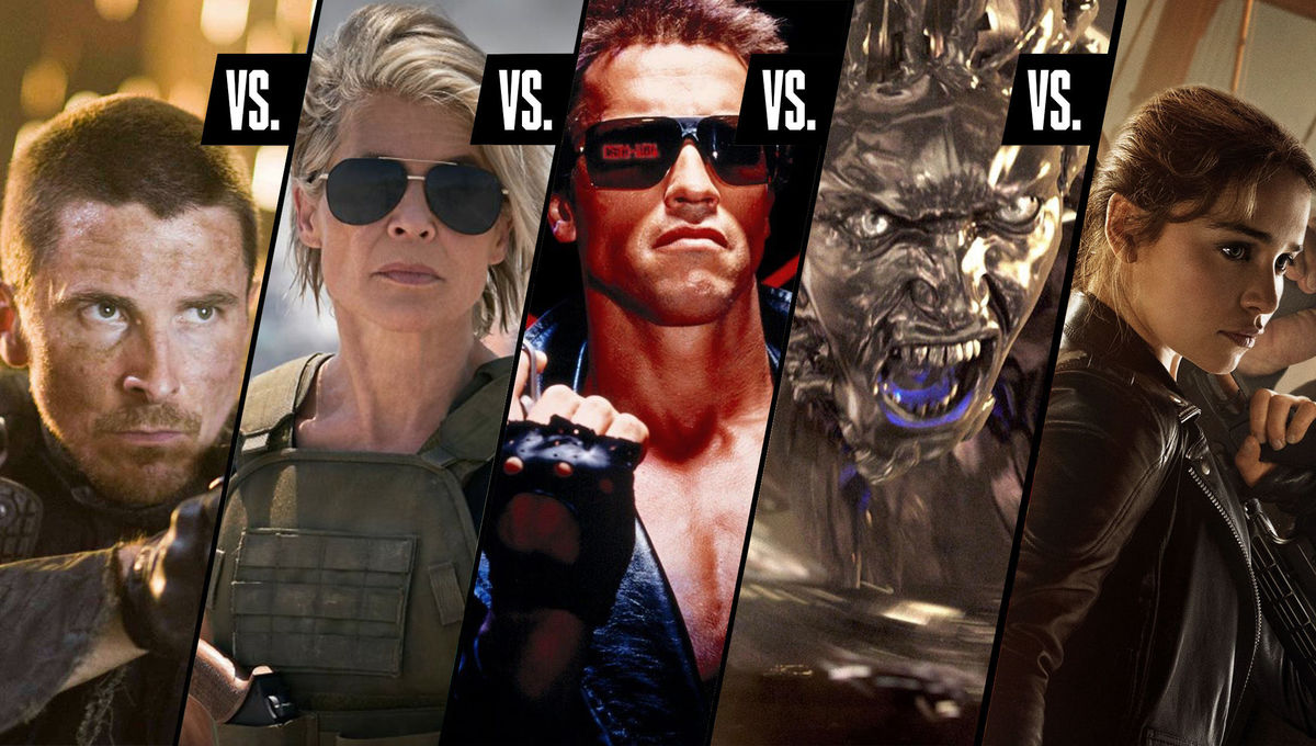Debate Club: The best Terminator movies (not directed by James Cameron)