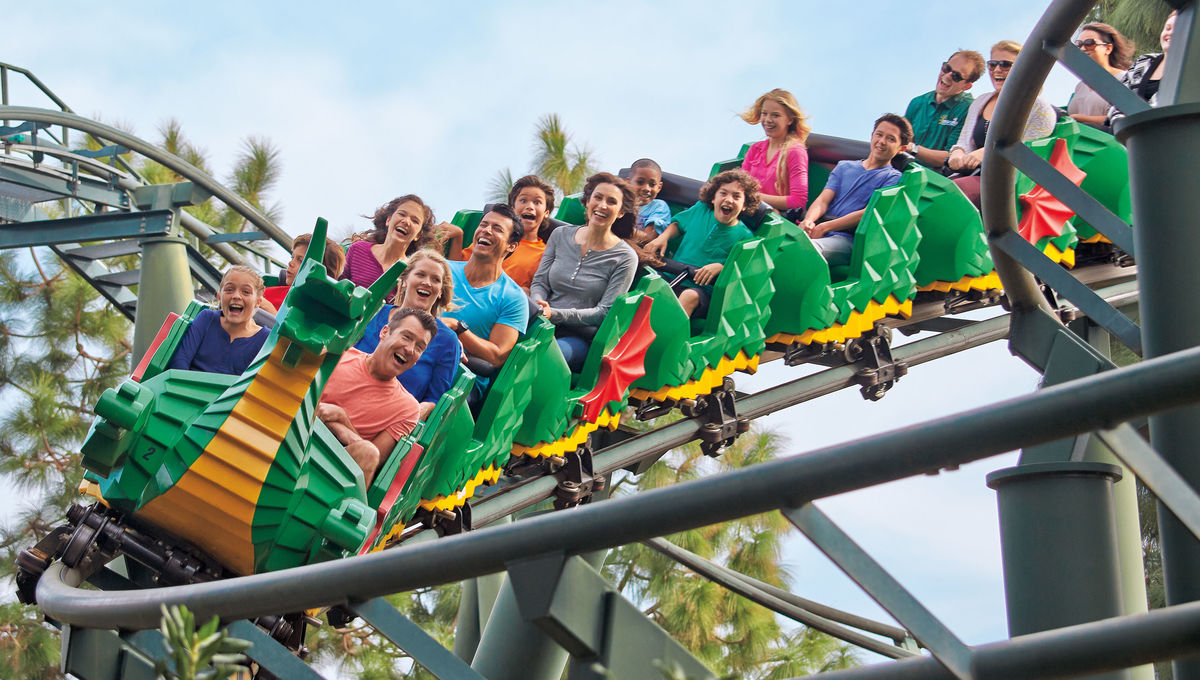 Theme Park News: Six Flags gets a mega-park rejection and Legoland comes to New York