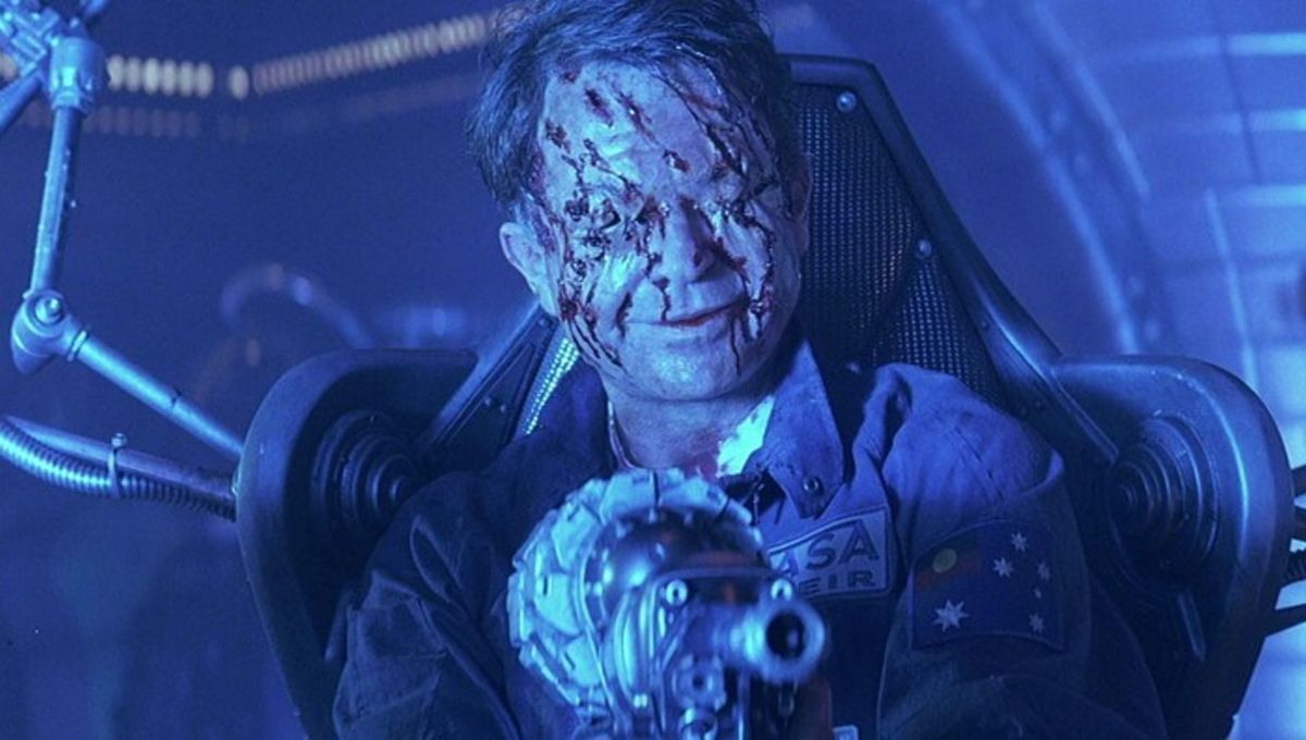 Event Horizon is the best horror movie in space to ever flop at the box office