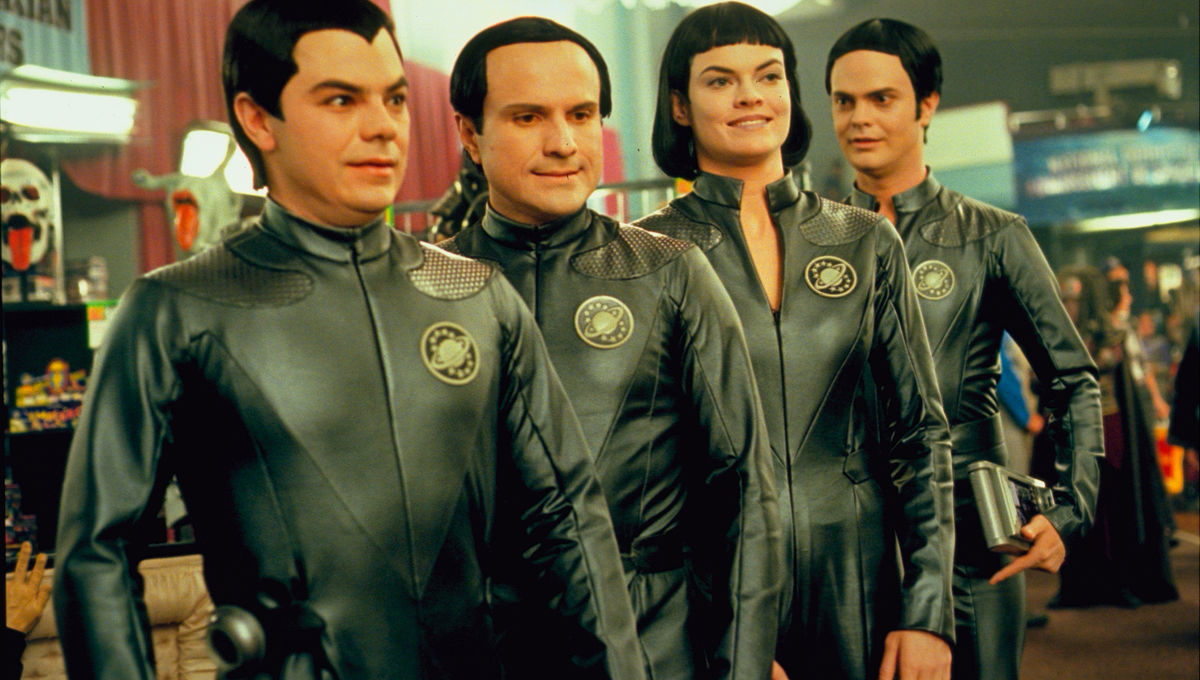 Rainn Wilson would love to revisit Galaxy Quest, just not in the role of 'supporting alien'
