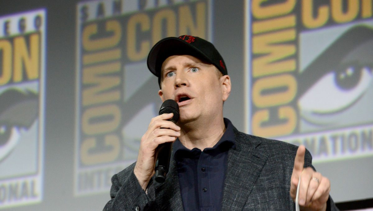 Marvel's Kevin Feige promoted to oversee comics, TV, film as new Chief Creative Officer