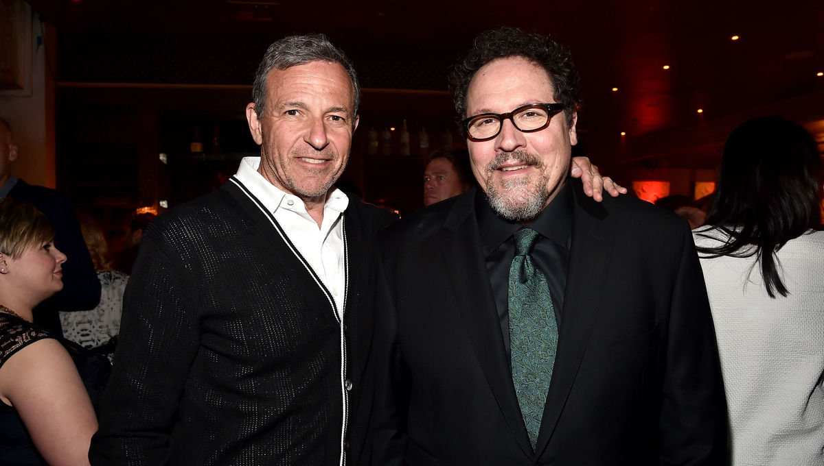 Jon Favreau and Bob Iger weigh in on Marvel movie bashing from Scorsese and Coppola