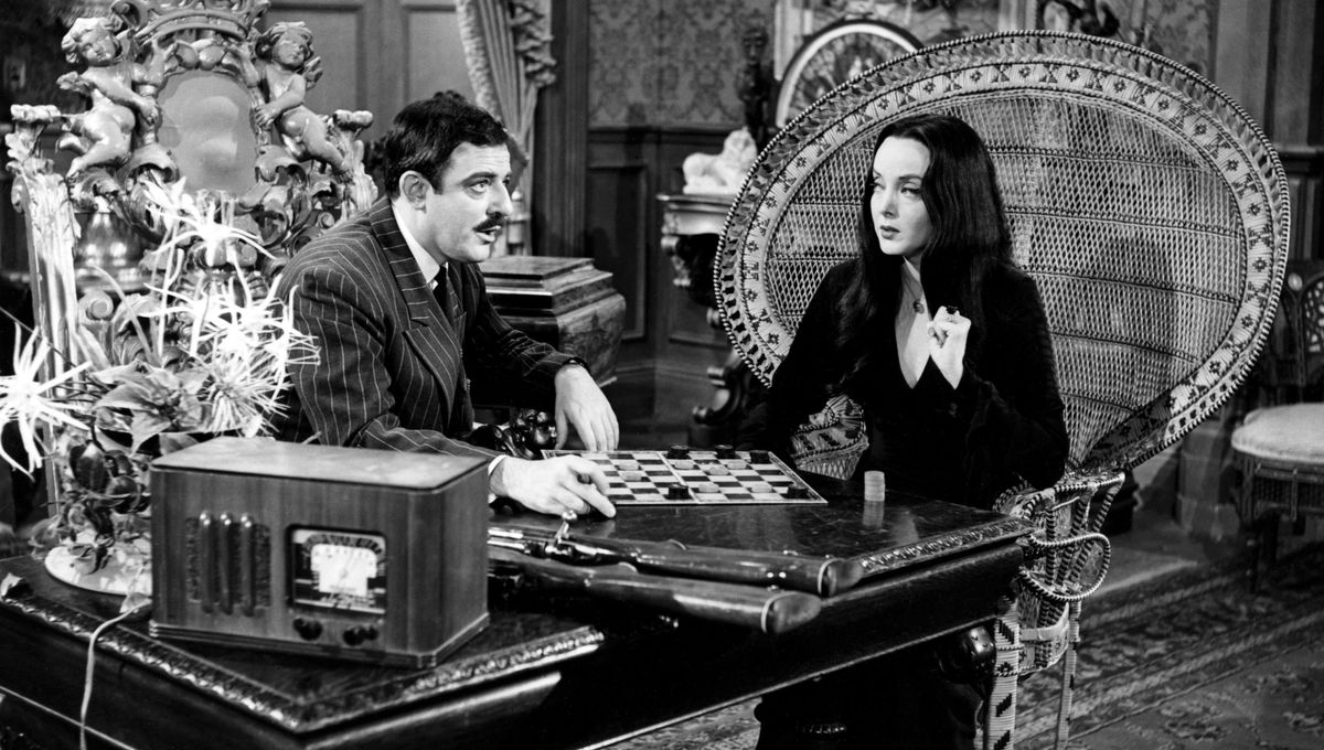 Look of the Week: The enduring sartorial legacy of The Addams Family