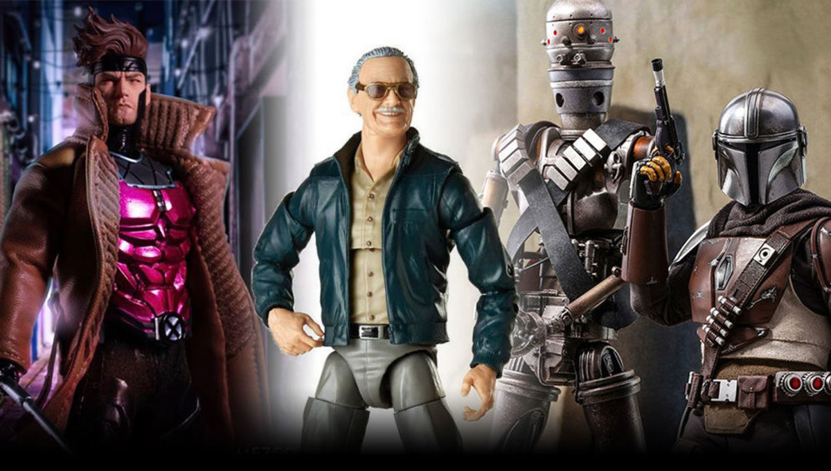 Important Toy News: Beetlejuice gets sexy and this Stan Lee action figure will make you cry