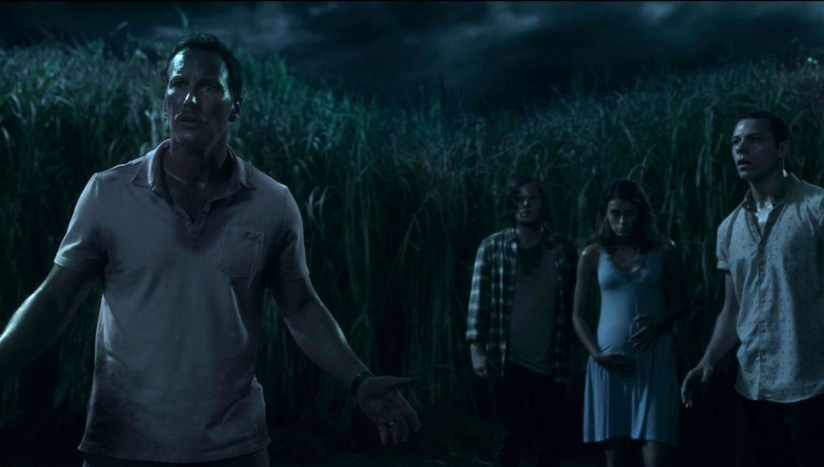 Patrick Wilson joins Stephen King's pantheon of ghouls for In the Tall Grass