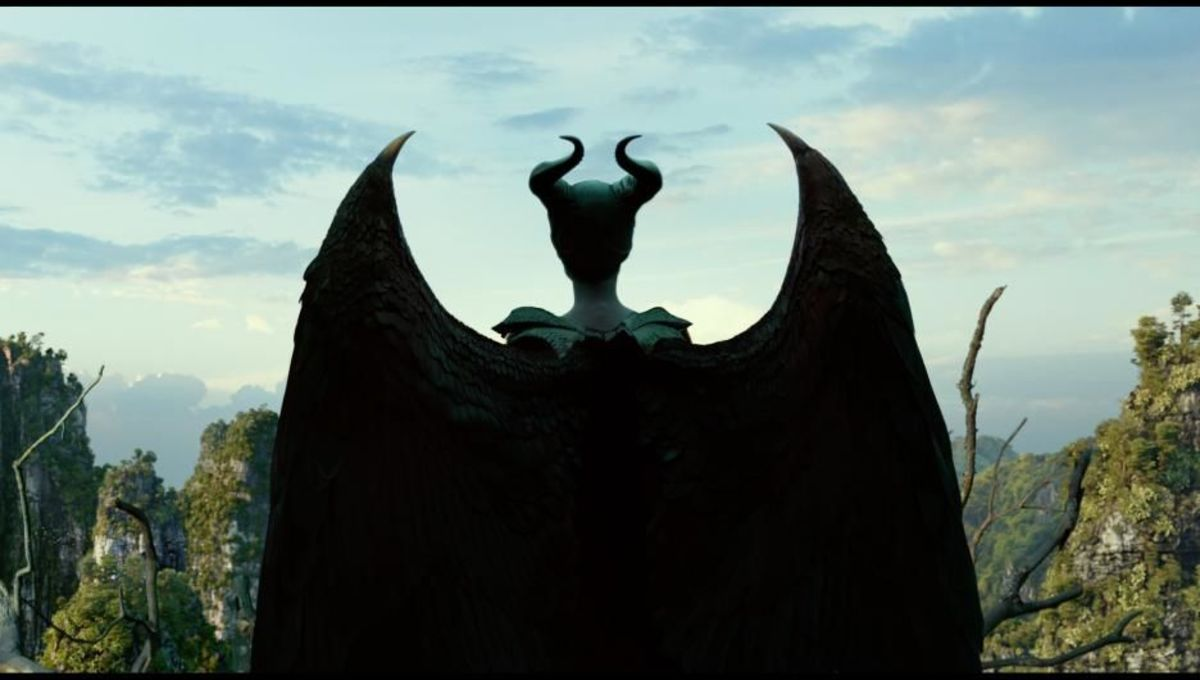 Maleficent's men on which powerful woman in the film they'd want on their side