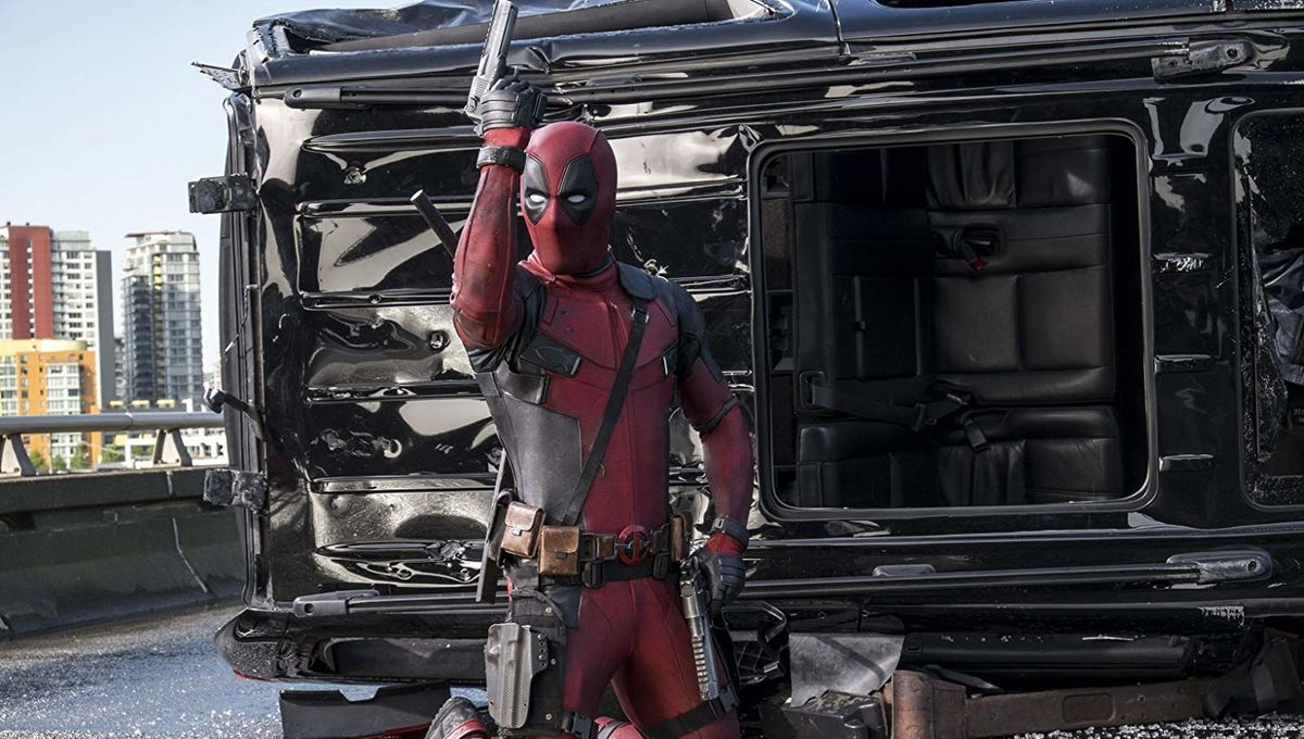 Ryan Reynolds visits Marvel Studios HQ and kicks up instant Deadpool chatter