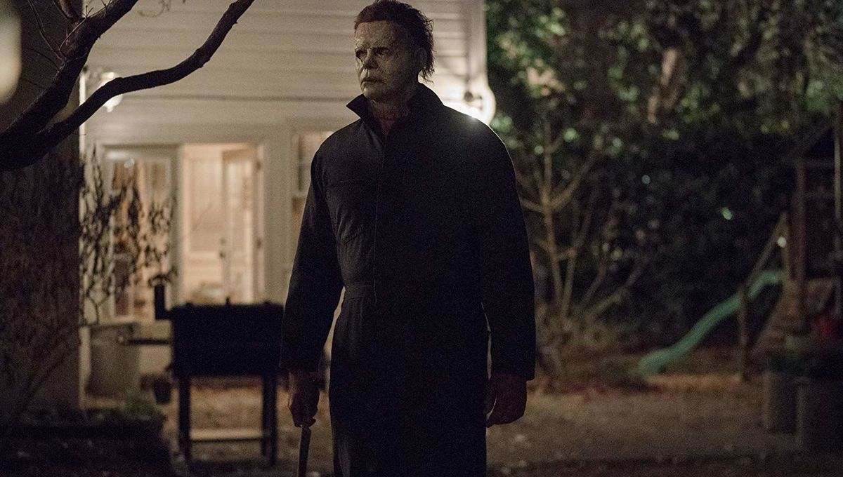 Jamie Lee Curtis posts first look at 'Halloween Kills' with bloody sizzle reel