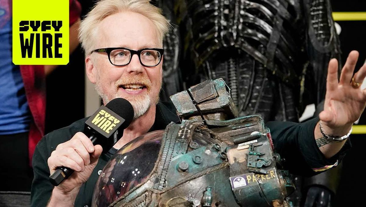 NYCC 2019: Adam Savage and more look back at 40 years of Alien