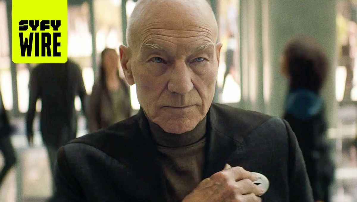 Sir Patrick Stewart reveals Picard series is a rebirth that makes peace with Star Trek legacy