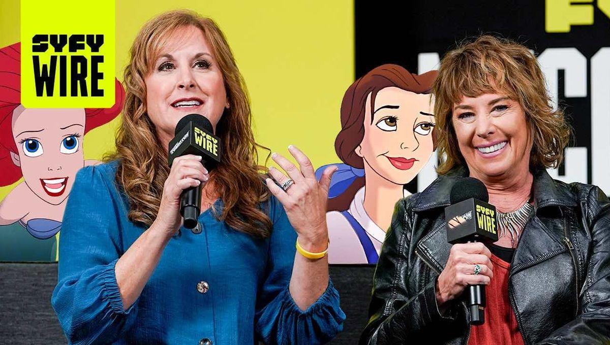 NYCC 2019: Jodi Benson and Paige O'Hara on their Disney Princess group chat