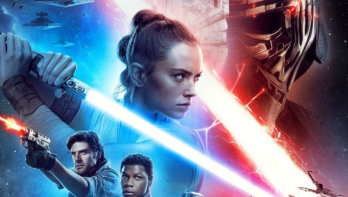 Star Wars: The Rise of Skywalker final trailer teases saga's epic conclusion