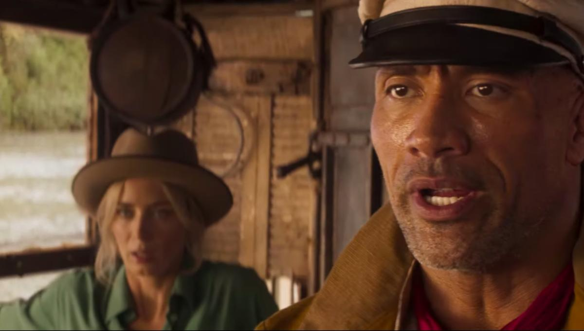 First trailer for Disney's Jungle Cruise sends The Rock on a swashbuckling adventure