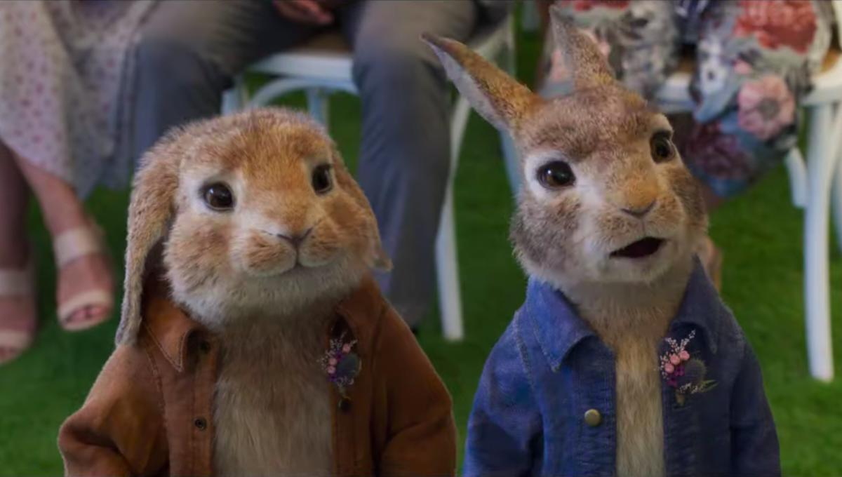 WIRE Buzz: Peter Rabbit 2 trailer hops online; Doctor Sleep waking up 9 days early; more