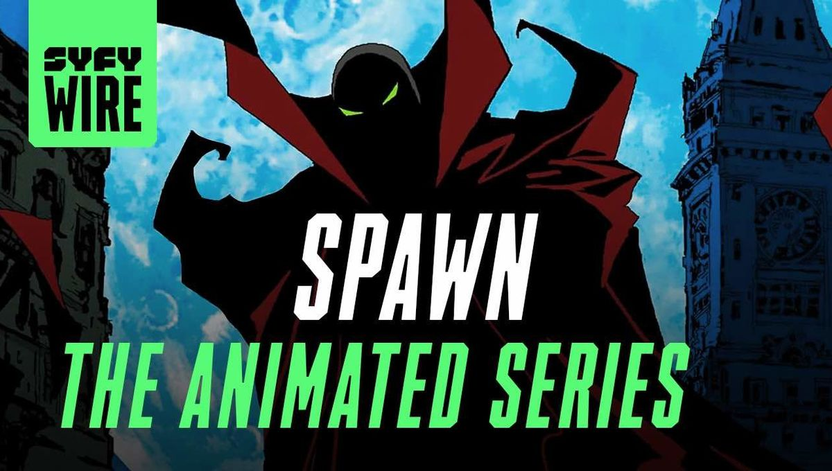 Everything you didn't know about Todd McFarlane's Spawn (the animated series)