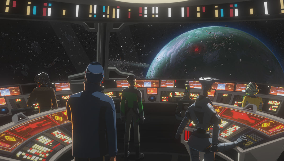 The tension rises in this week's Star Wars: Resistance with 'A Quick Salvage Run'