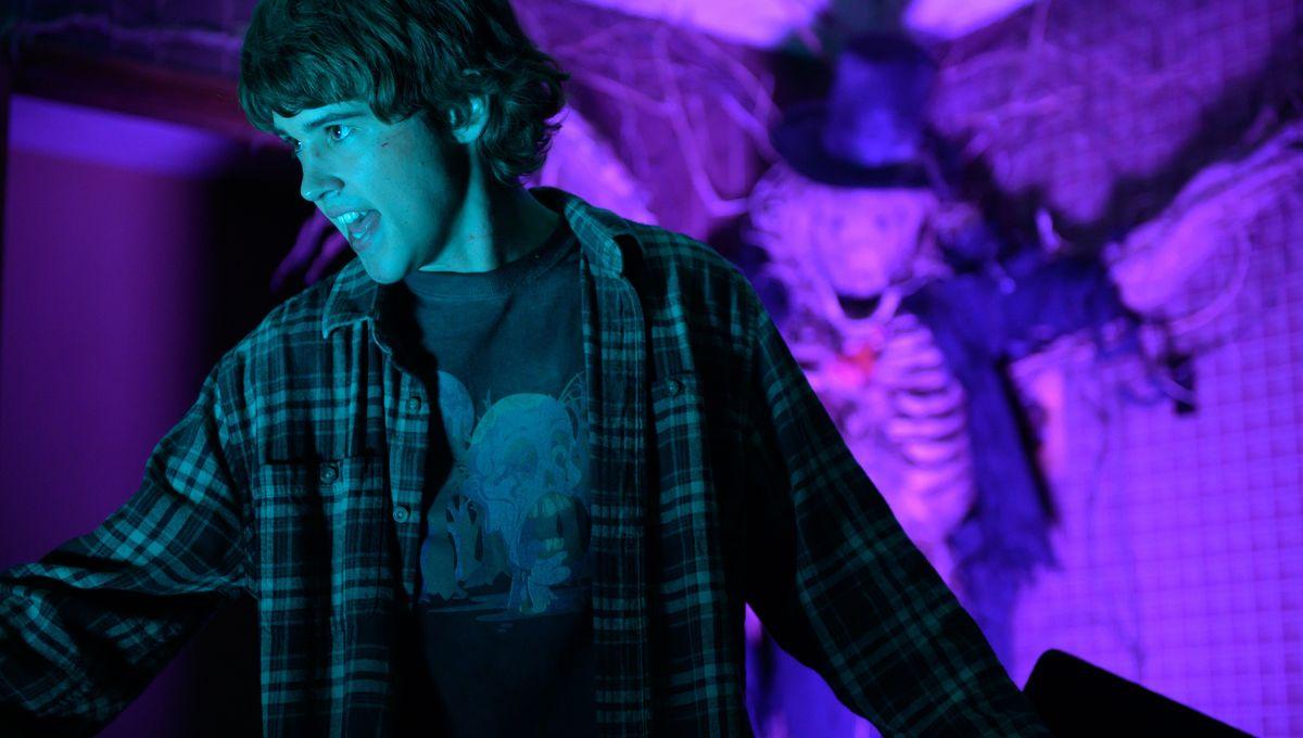 Exclusive: Creepshow teases terrifying living scarecrow in 'The Companion' sneak peek