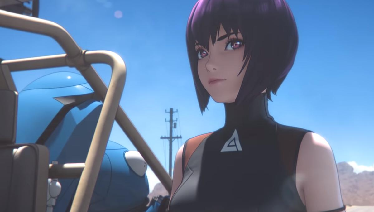 Netflix introduces first 3DCG Ghost in the Shell adaptation: Watch the teaser