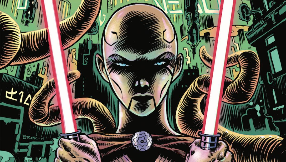 Sneak peek: Nightsister witch Asajj Ventress shines in IDW's Return to Vader's Castle #3