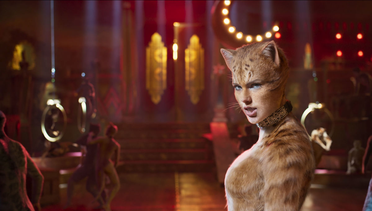 Cats' second trailer offers more campy catnip for fans but finally gets to the plot
