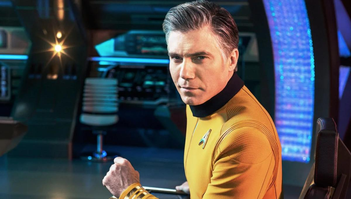 Anson Mount reflects on his dream-like journey in Star Trek: Discovery Season 2