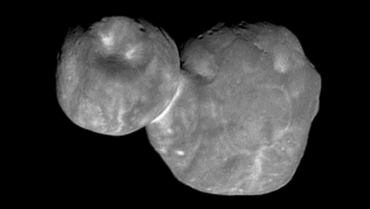 NASA officially gives Ultima Thule a fitting new Native American name