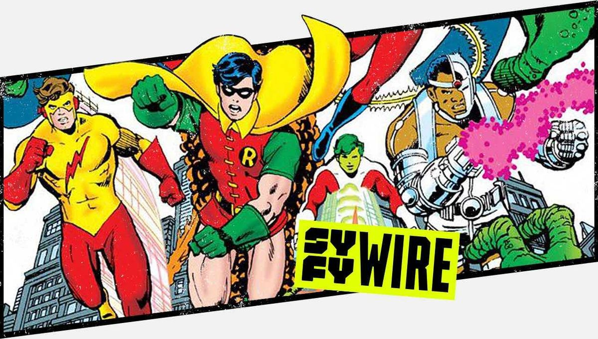 How Teen Titans turned Robin into his own man