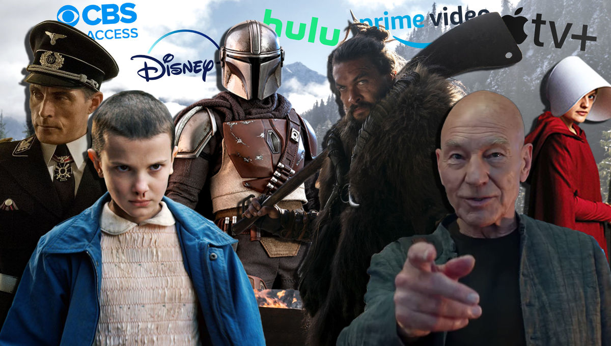 From Peacock to Disney+, here are the top sci-fi shows on every streaming service