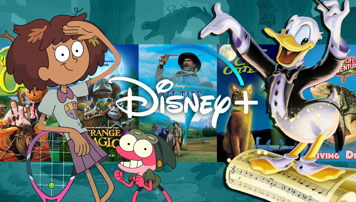 15 obscure movies and TV shows on Disney+ you need to check out