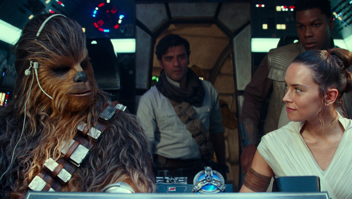 Terminally-ill Star Wars fan thanks Disney for advance private screening of The Rise of Skywalker