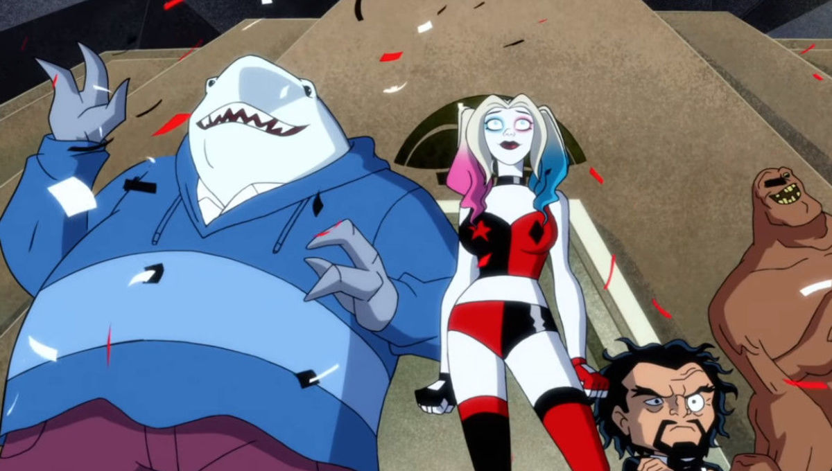 Critics call Harley Quinn a great reason to subscribe to DC Universe