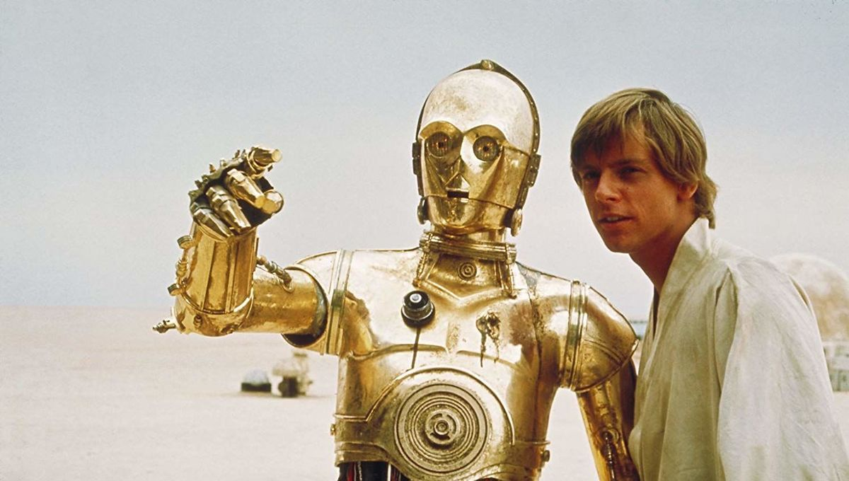 Mark Hamill penned heartfelt thank-you to Anthony Daniels after Rise of Skywalker shoot