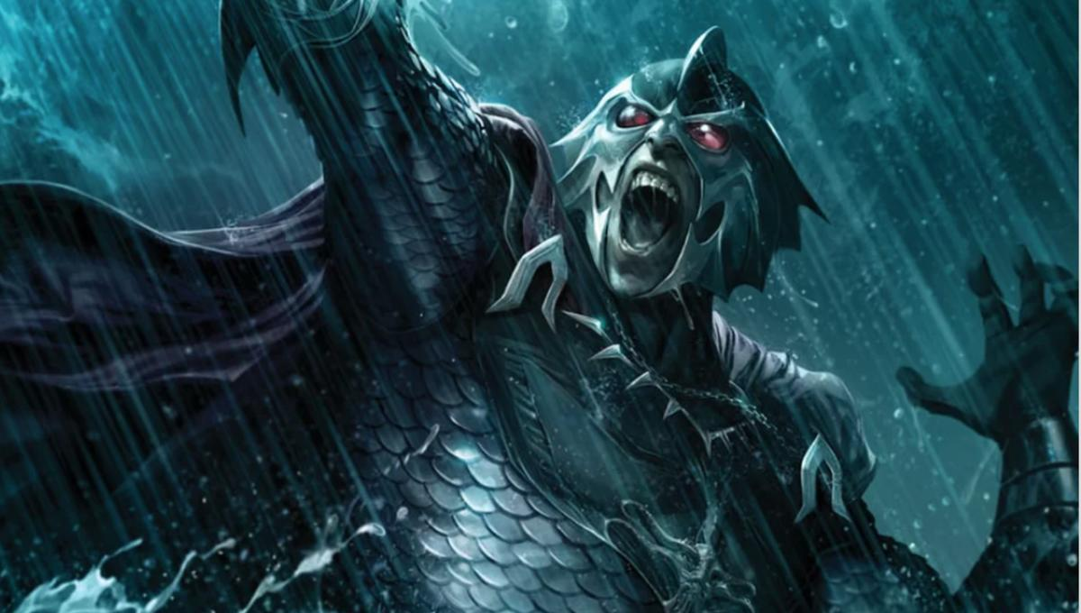 King Orm makes a royal splash in DC's Ocean Master: Year of the Villain one-shot