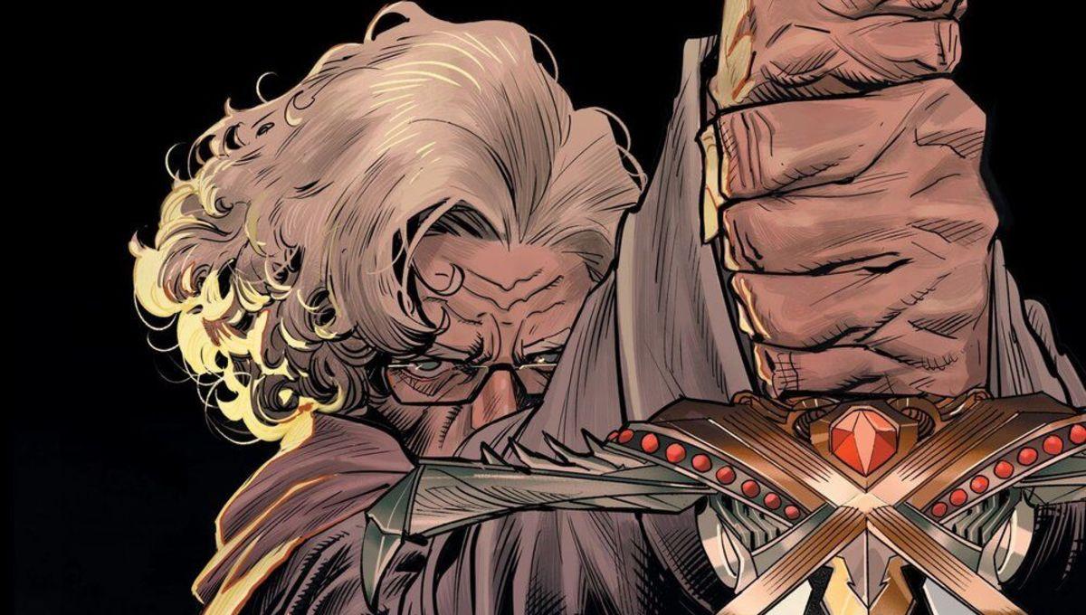 Indie Comics Spotlight: Kieron Gillen's Once & Future is an Arthurian story with a badass grandma