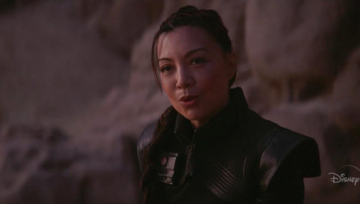 The Mandalorian: Ming-Na Wen's secret Star Wars role finally revealed