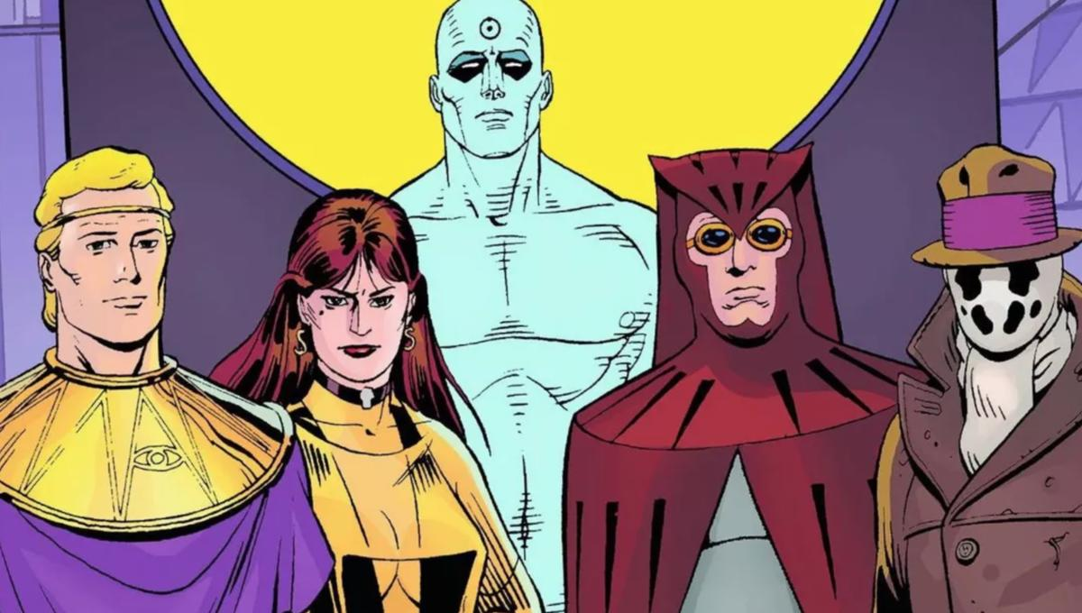 Who studies Watchmen in school? Academics praise the highly teachable graphic novel