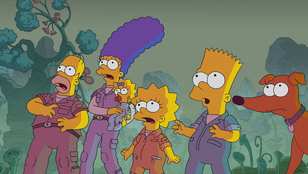 TV THIS WEEK: The Simpsons' Thanksgiving horror; The Flash goes 007; new Watchmen; more