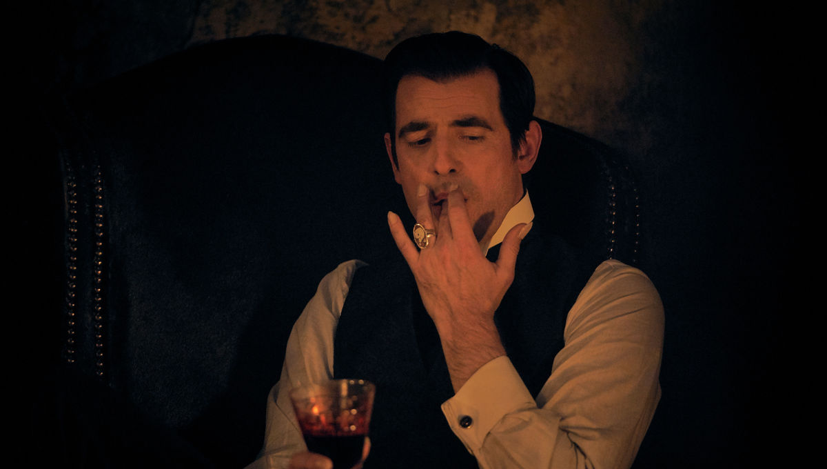 Dracula: Sink your teeth into seductive full trailer for Sherlock alums' BBC series
