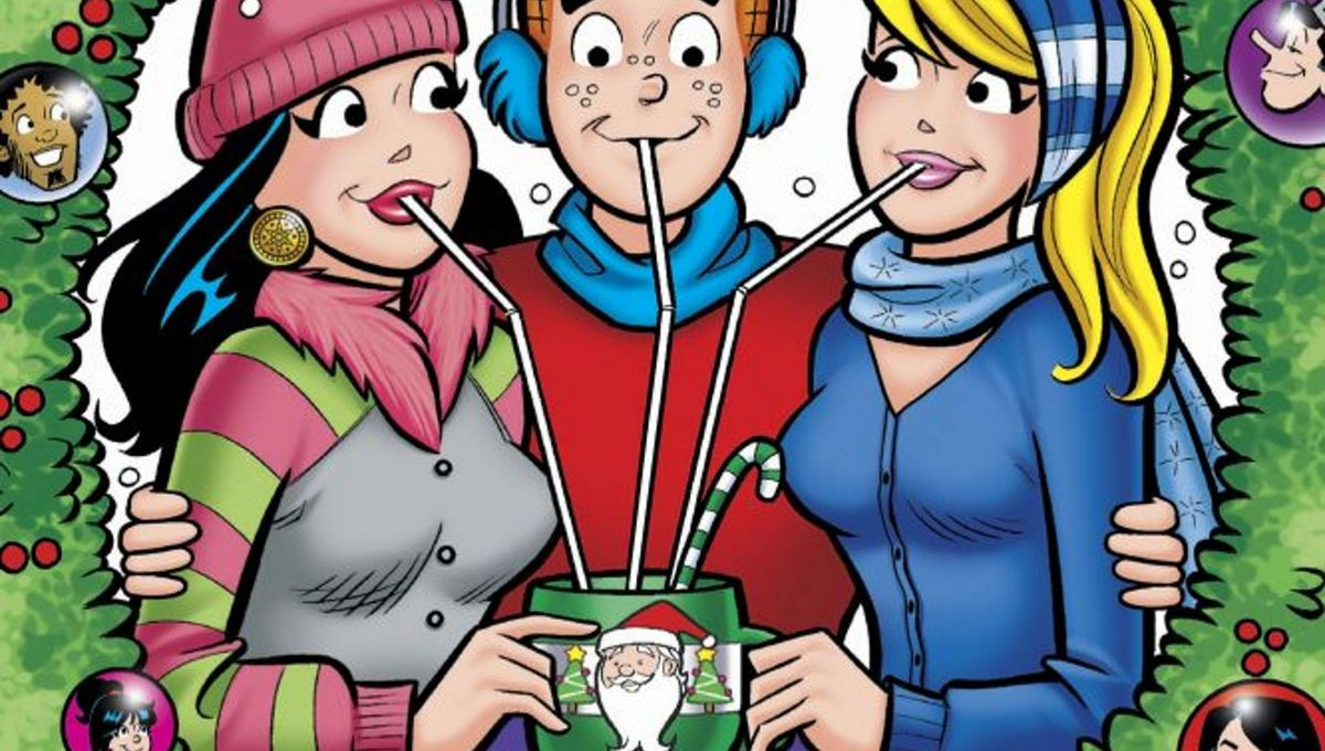 From Archie Comics to The CW, Christmas in Riverdale is always memorable