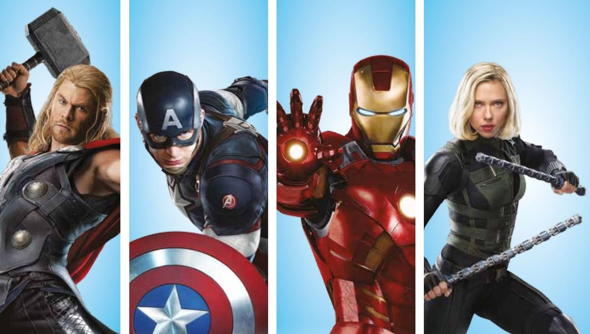 Go behind the scenes of the MCU in Marvel Avengers Insider's Film Guide