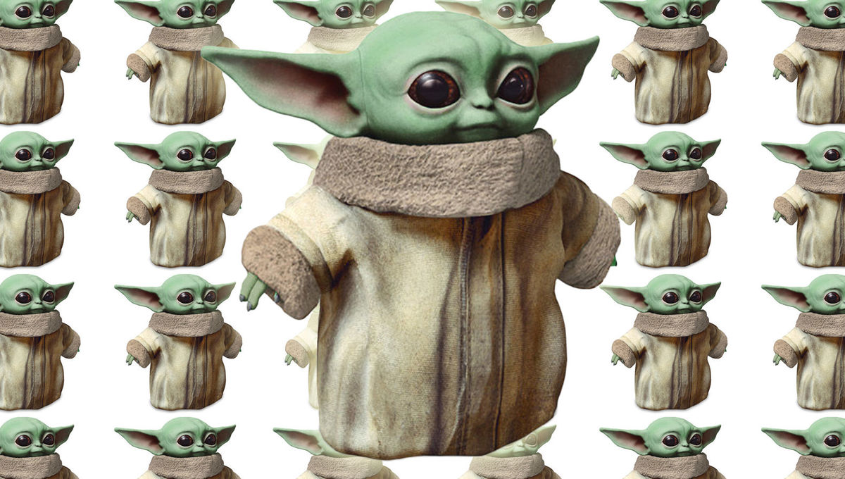 Important Toy News: Baby Yoda toys have (finally) been announced