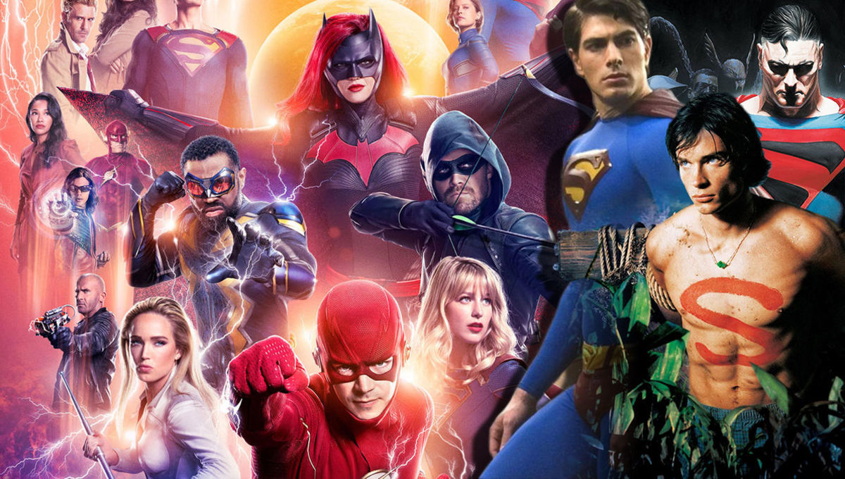 6 things you need to know for the Arrowverse's Crisis on Infinite Earths