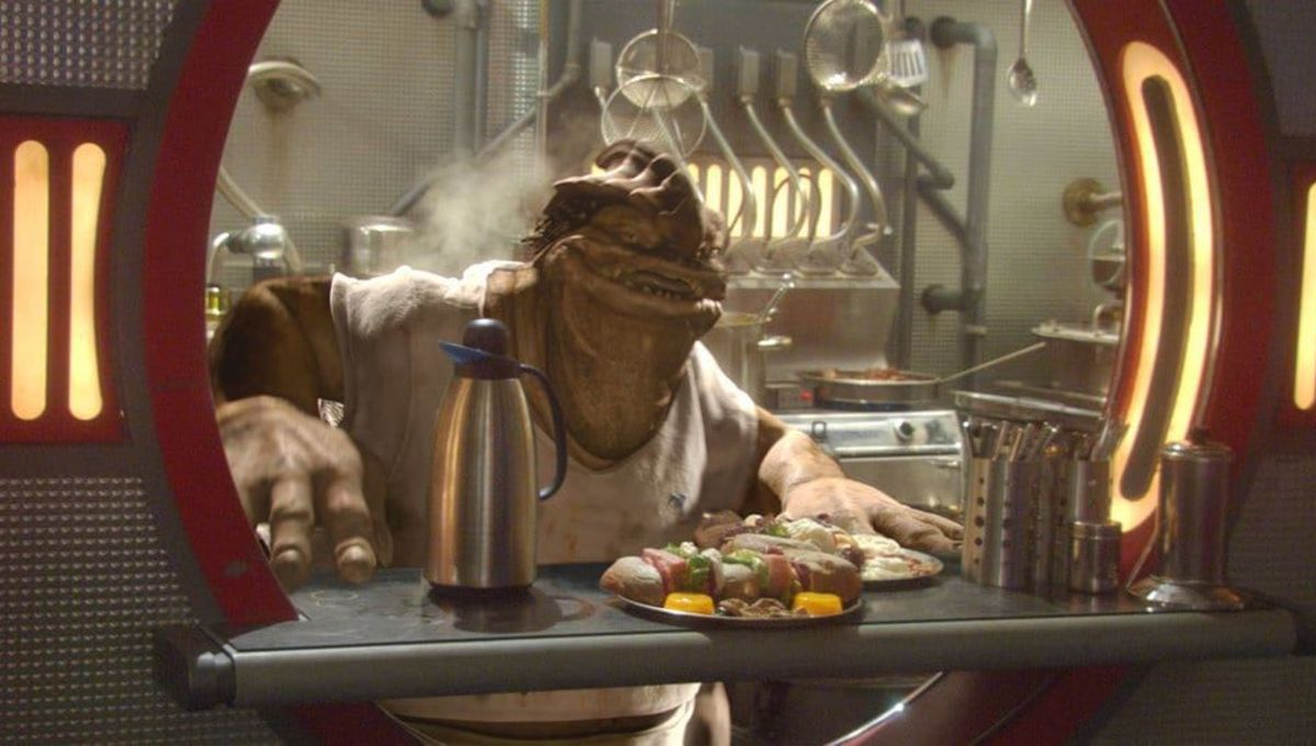 The most important Star Wars character of all time is Dexter Jettster, the delightful diner owner