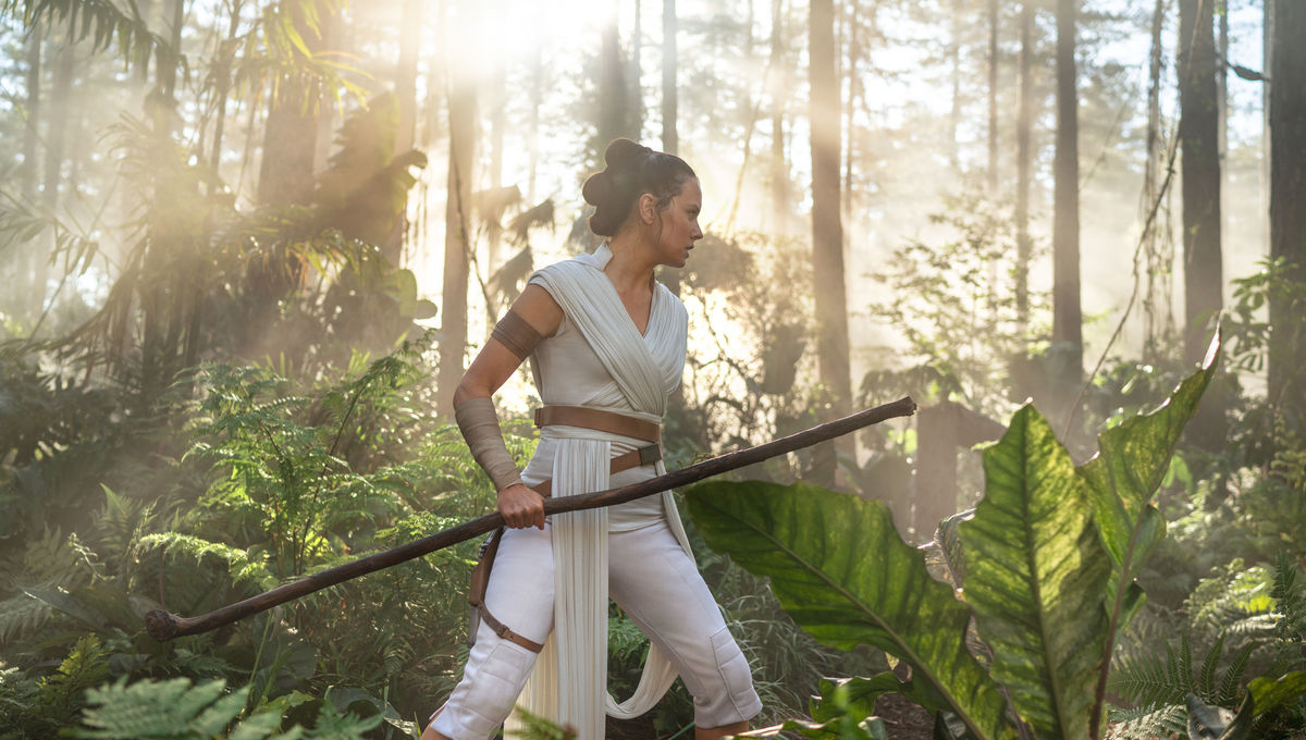 The Rise of Skywalker finally reveals Rey's parents, and the internet has thoughts