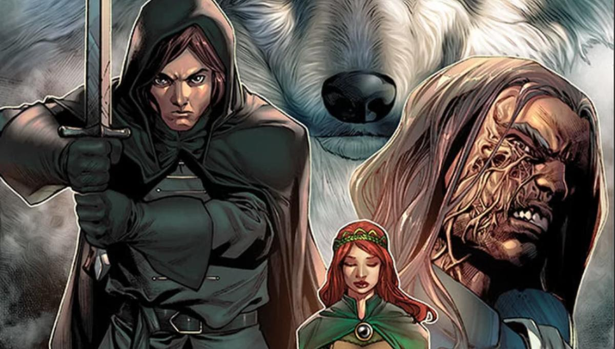 Wander back to Westeros in Dynamite Comics' bold new A Clash Of Kings #1