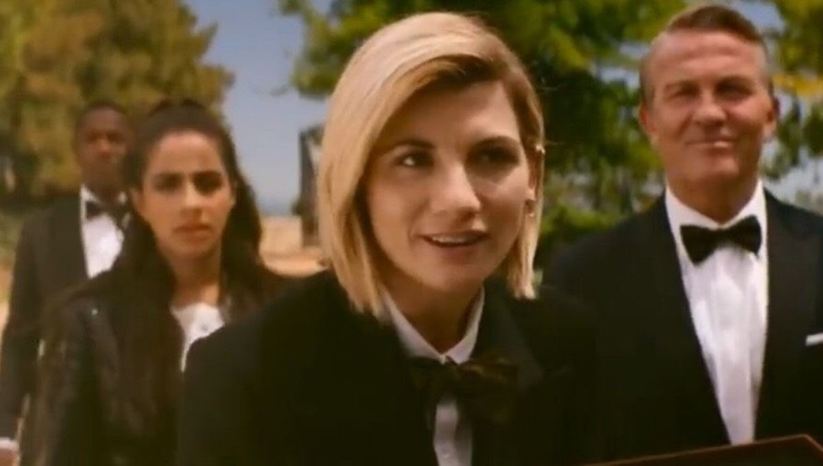 Look of the Week: Doctor Who's snazzy bow tie