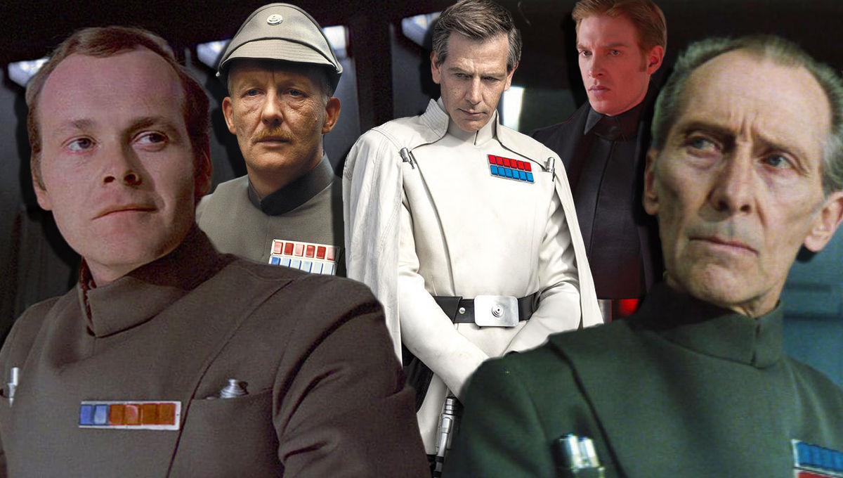 Choking on aspirations: Ranking the Imperial/First Order stooges in Star Wars