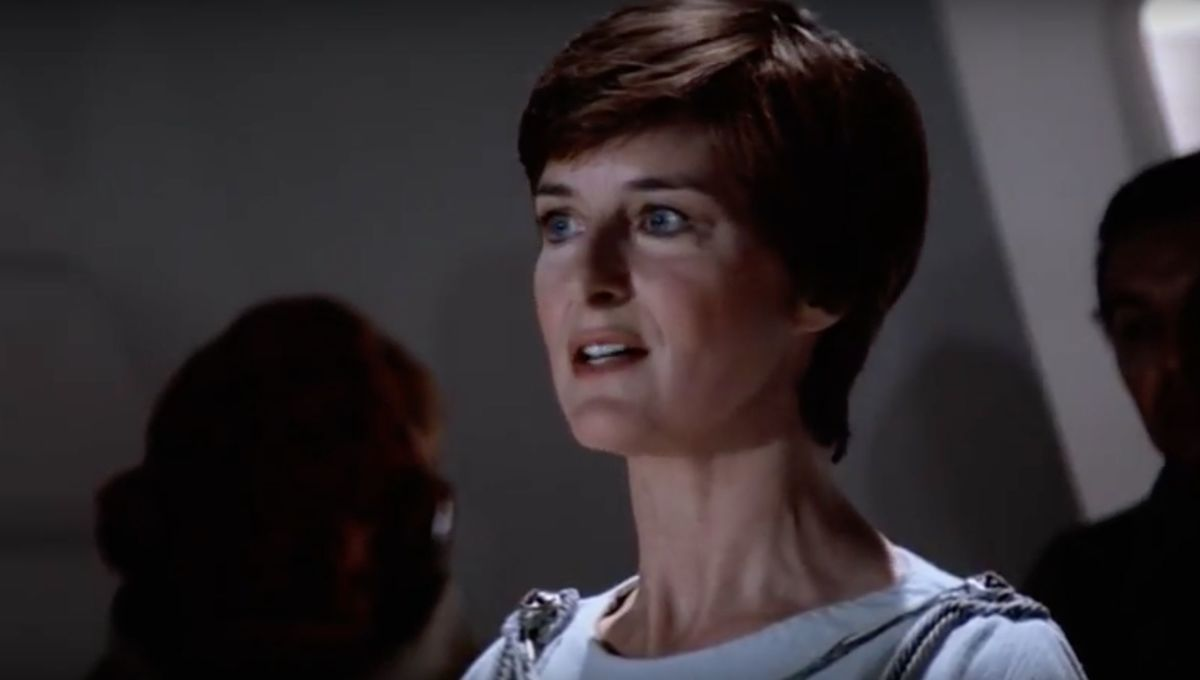 The most important character in Star Wars is Mon Mothma, leader of the Alliance and the New Republic