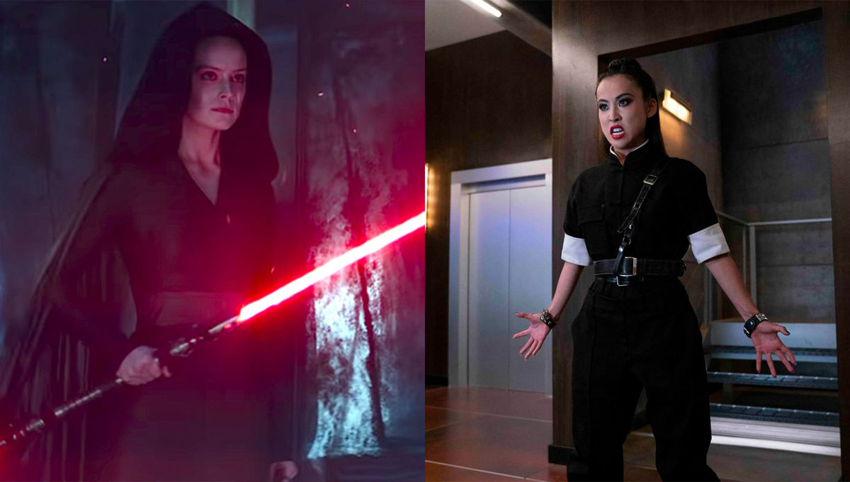 The Rise of Skywalker and Runaways illustrate how women find their power by facing fears